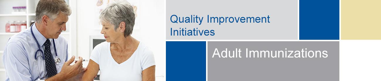 MPQHF - Adult Immunizations Banner Image