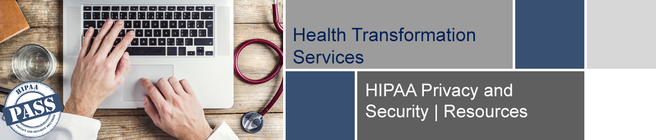 HIPAA-PASS-Resources