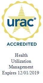 URAC graphic